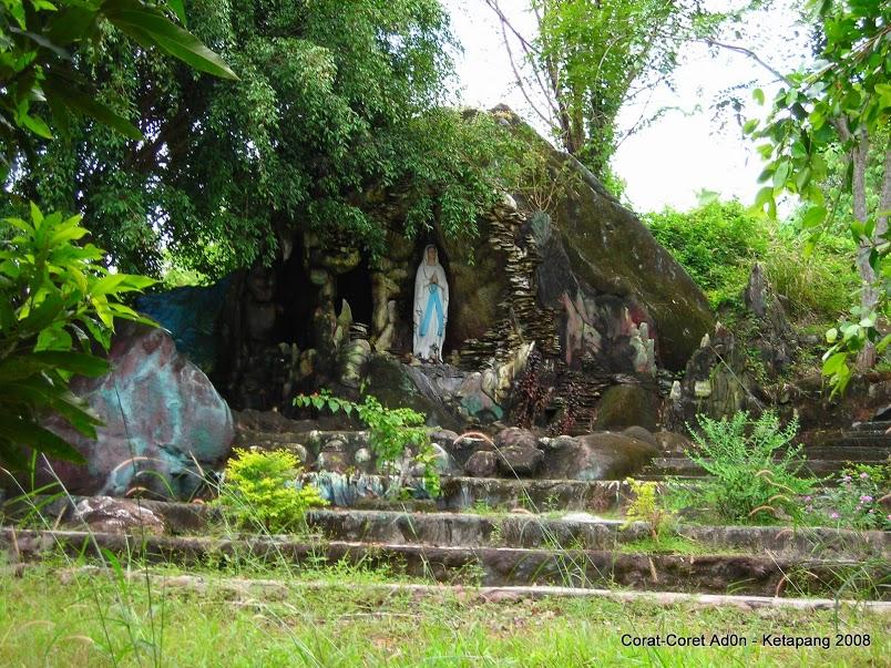Gua Maria Pengatapan - Tumbang Titi Ketapang