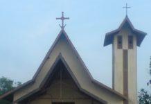 Gereja RMPD Air Upas