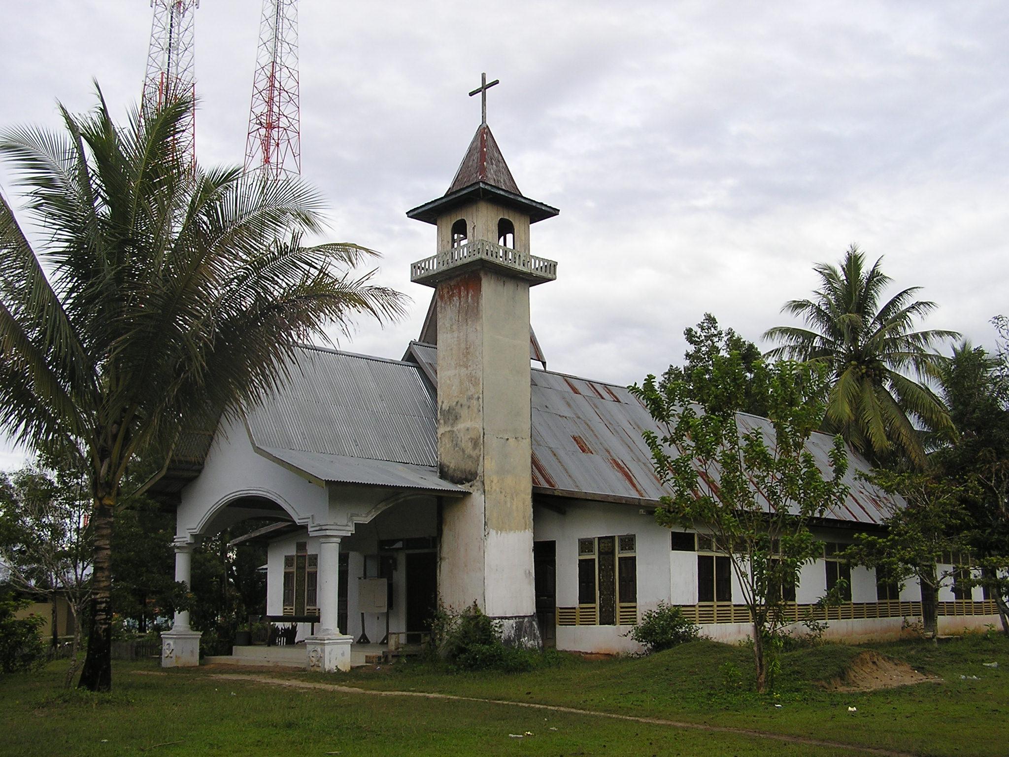 Penggalangan Dana Pembangunan Gereja Paroki Marau Keuskupan Ketapang